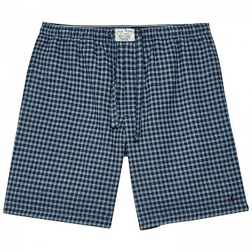 Jack Wills Whiston Flannel Lounge Short
