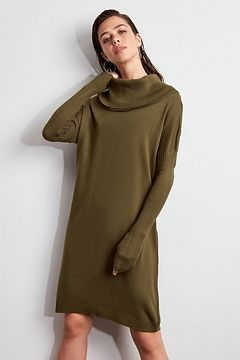 Trendyol Khaki Knitwear Dress