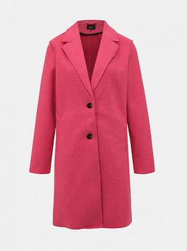 Only Carrie Pink Light Coat