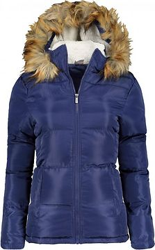 Women's jacket Lee Cooper Faux Fur Hood