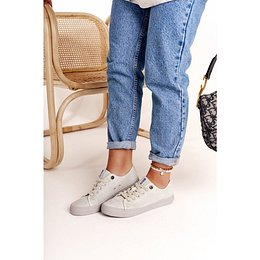 Women's Low Sneakers Big Star DD274439 Grey