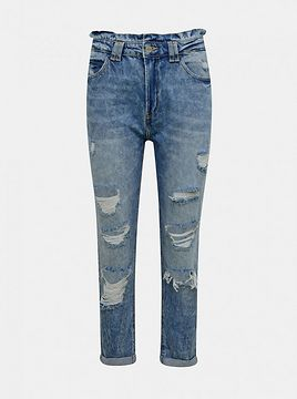 Blue mom fit jeans TALLY WEiJL