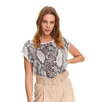 Top Secret LADY'S BLOUSE SHORT SLEEVE