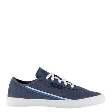 Adidas Court Flash Canvas Ladies Trainers