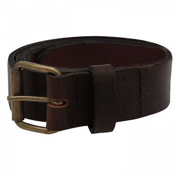 Soviet Skinny Leather Belt