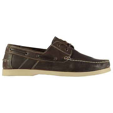 Firetrap Caravel Mens Boat Shoes