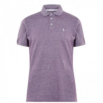 Jack Wills Langold Jaspe Pique Polo