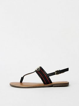 Tom Tailor Dark Blue Women's Sandals