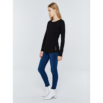 Big Star Woman's Longsleeve T-shirt 152530 -906