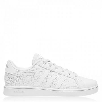 Adidas Grand Court Junior Girls Trainers