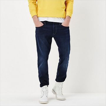 G Star 3301 Tapered Mens Jeans