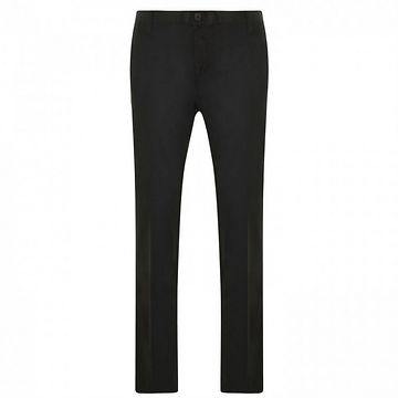DKNY Fly Cotton Trousers