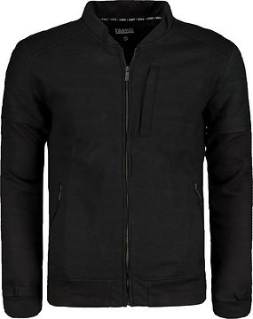 Men's bomber Fabric Biker