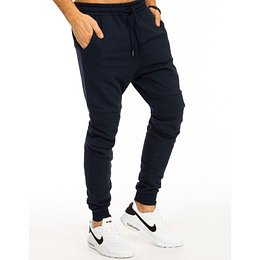 Men´s navy blue sweatpants UX2869