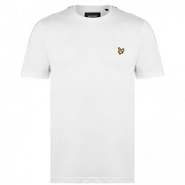 Lyle and Scott Taped T Shirt