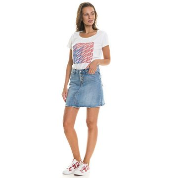Big Star Woman's Shortsleeve T-shirt 158755 -101