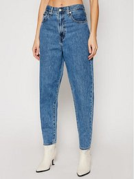 Levi's® Jeansy High Loose Taper 17847-0004 Modrá Relaxed Fit