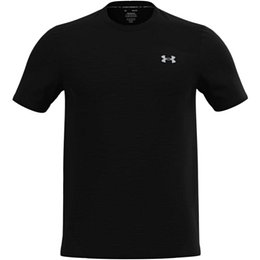 Tričko Under Armour Seamless SS-BLK - L