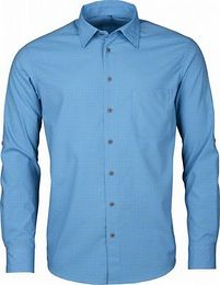 Pánské tričko High Point Trion LS Shirt Blue M