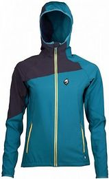 Dámská bunda High Point Drift 2.0 Lady Hoody Jacket petrol/carbon XL