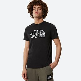The North Face S/S Woodcut Dome Tee NF00A3G1JK3