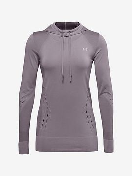 Seamless Triko Under Armour Fialová