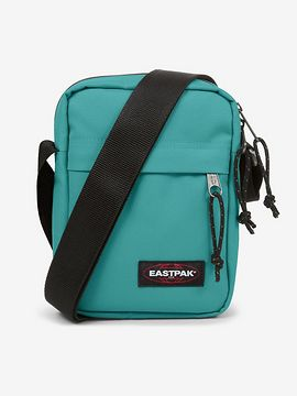 The One Cross body bag Eastpak Modrá