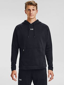 Charged Cotton® Fleece Mikina Under Armour Černá