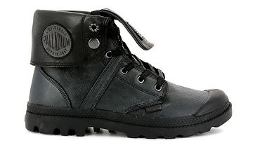 Palladium Boots Pallabrouse Baggy L2 Leather černé 73080-008-M