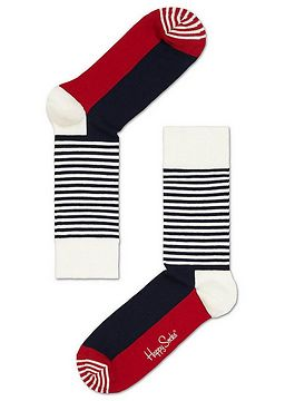 Happy Socks Half Stripe Multicolor SH01-068