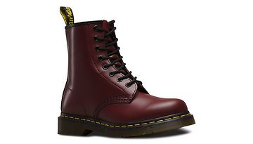 Dr. Martens 1460 Smooth Cherry Red červené DM11822600