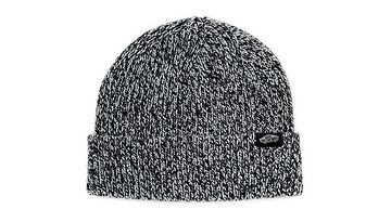 Vans Wm Twilly Beanie Black/Marshmallow šedé VN0A2XAL1KP