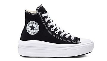 Converse Chuck Taylor All Star Move High Top černé 568497C