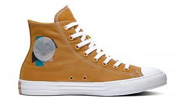 Converse Chuck Taylor All Star Space Racer hnědé 165093C