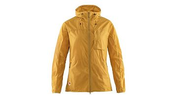 Fjällräven High Coast Wind Jacket W žluté F83516-160