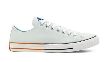 Converse Chuck Taylor All Star Happy Camper tyrkysové 167664C
