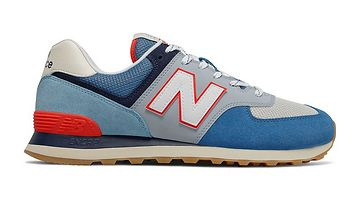 New Balance ML574SOS fialové ML574SOS