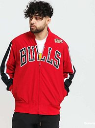 Mitchell & Ness NBA Hook Shot Warm Up Bulls červená XL