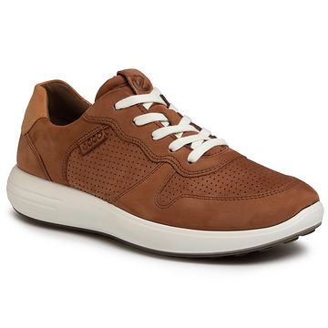 Sneakersy ECCO - Soft 7 Runner M 46063450436 Mahogany/Lion