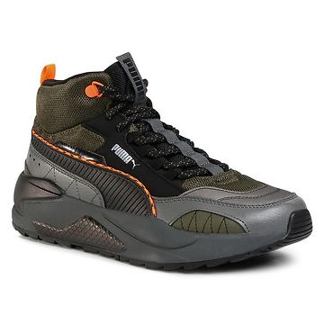 Sneakersy PUMA - X-Ray 2 Square Mid Wtr 373020 03 Forest Night/Black/Dk Shadow