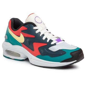 Boty NIKE - Air Max2 Light Sp BV1359 600 Habanero Red/Armory Navy