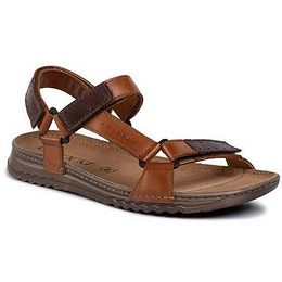 Sandály LASOCKI FOR MEN - MI07-A612-A472-17 Brown 4