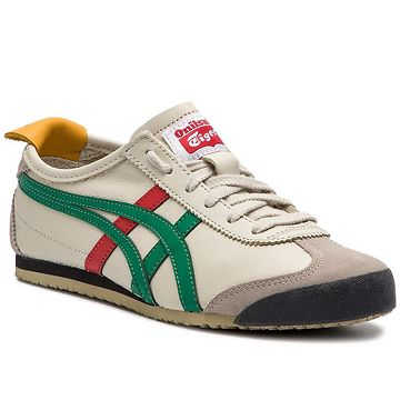 Sneakersy ONITSUKA TIGER - Mexico 66 DL408 Birch/Green 1684