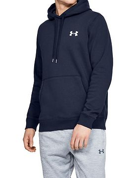 Pánská mikina Under Armour Rival Fitted Pull Over vel. XXL