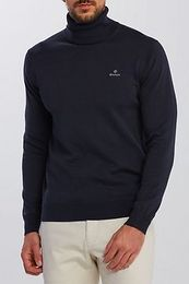Svetr Gant Classic Cotton Turtle Neck