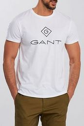 Tričko Gant Gant Lock Up Ss T - Shirt