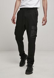 Urban Classics Commuter Sweatpants black