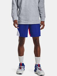 Kraťasy Under Armour EMBIID SIGNATURE SHORT - modrá