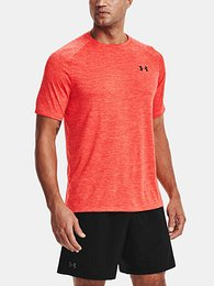 Tričko Under Armour Tech 2.0 SS Tee - červená