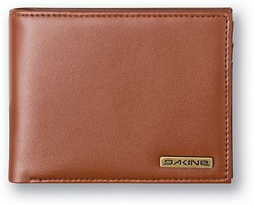 Dakine Archer Coin Wallet Brown
